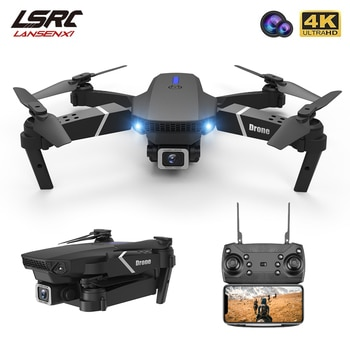 LSRC 2021 New Quadcopter Drone E525 HD 4K 1080P Camera and WiFI