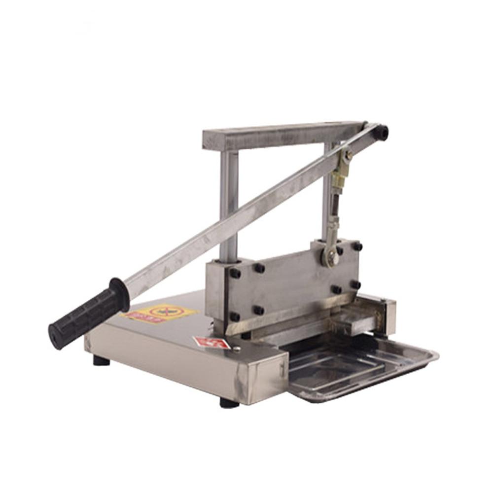 Máquina de corte de huesos de vaca de carne de vaca UDM-JG350
