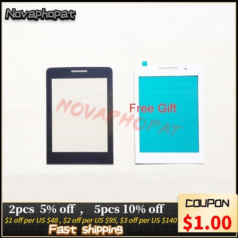 Novaphopat черный Передний стеклянный экран для Philips Xenium X5500/X623/E570/E560/X513 внешняя стеклянная панель объектива