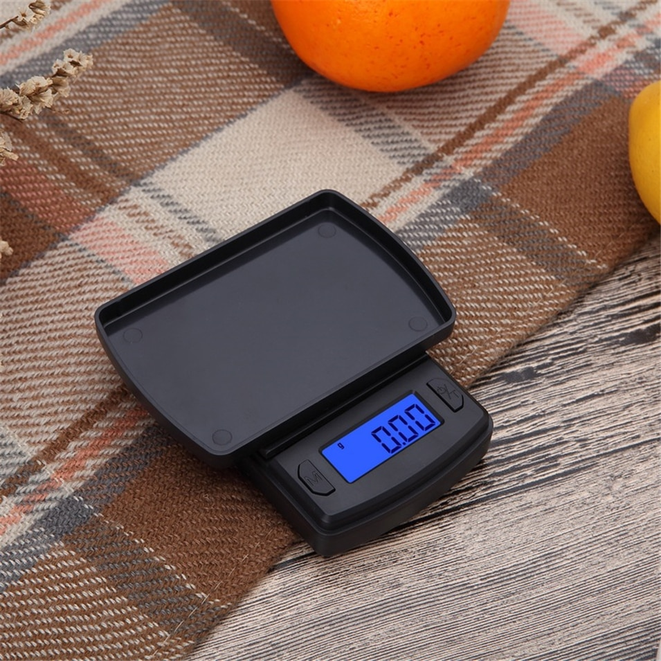 NEW 100g/200g/300g/500g x 0.01g Mini Pocket Digital Scale for Gold Sterling Silver Jewelry Scales Ba