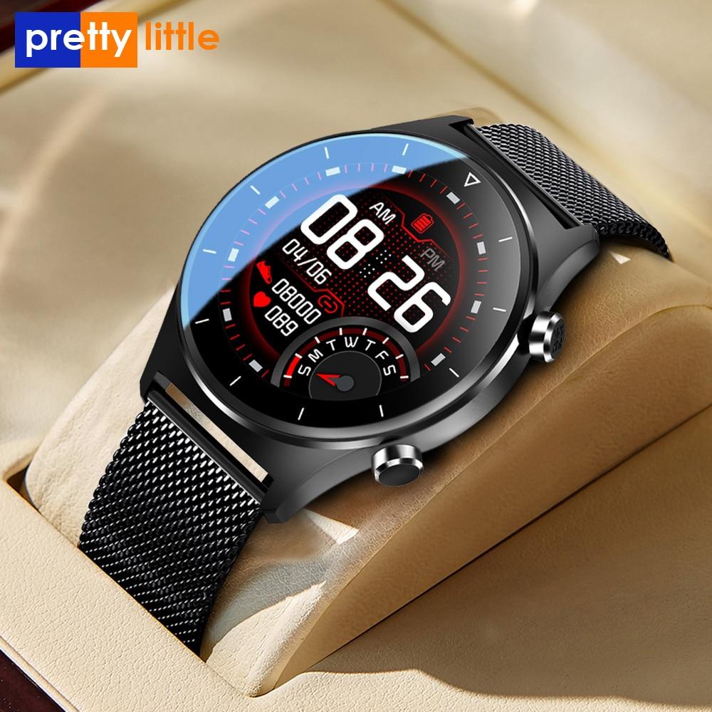 New E-13 Smart Watch Men IP68 Waterproof Full Touch Screen Custom Face SmartWatch Women Multi-Mode Sports For Androd IOS