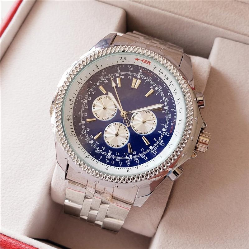 2021 New Automatic Mechanical Watch Men Tourbillon Hollow Waterproof Men'S Watches Brand Men Hour Wristwatches Male Clock