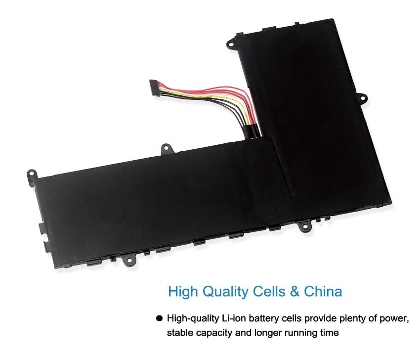 """Купить с кэшбэком KingSener 7.6V 38WH C21N1414 Laptop Battery For ASUS EeeBook X205T X205TA X205TA-BING-FD015B 11.6"""" Free 2 Years Warranty"""
