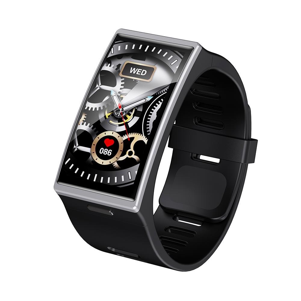 Promo D-M12 IP68 Waterproof Smart Watch Men Women 1.9 Inch 170*320 Screen SmartWatch Sport Heart Rate Blood Pressure Band Android IOS