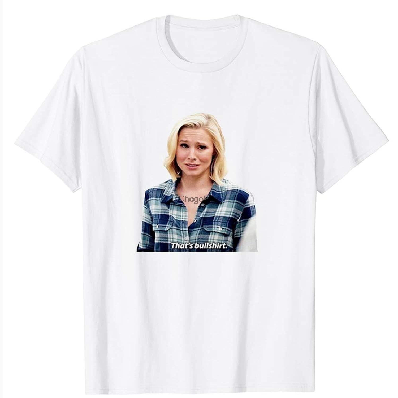 That's Bullshirt The Good Place Kristen Bell Eleanor Shellstrop Ted Danson Gift Mens Womens Unisex T-Shirt