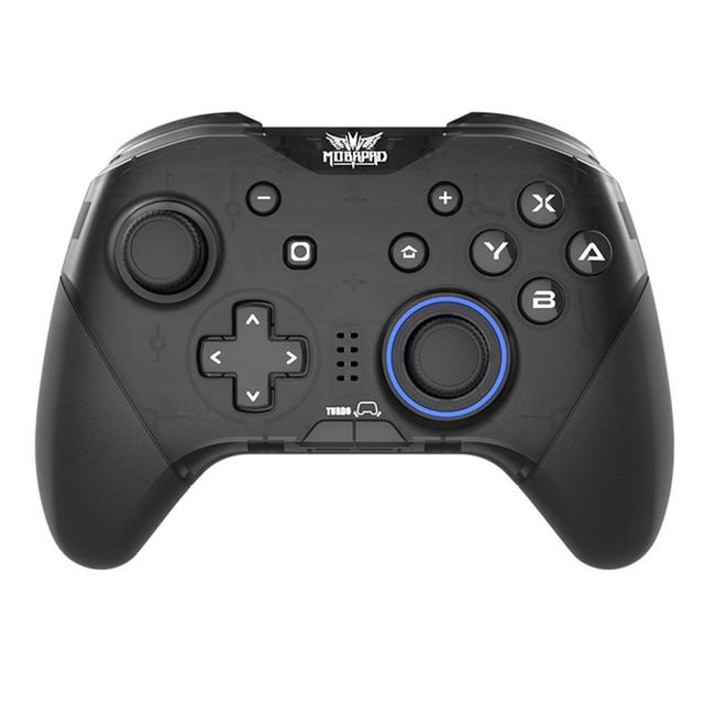 MOBAPAD Pro Consoles Professional Bluetooth Controller with Customizable Buttons and  NFC for Nintendo Switch PC