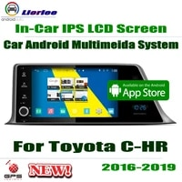 car android player for toyota c hr ax10 chr izoa 2016 2019 9 ips lcd screen gps navigation system radio audio video stereo