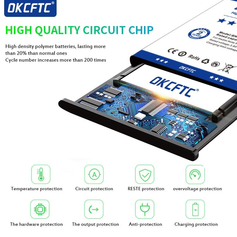 OKCFTC R15B01W New Laptop Battery For Xiaomi Pro 15.6