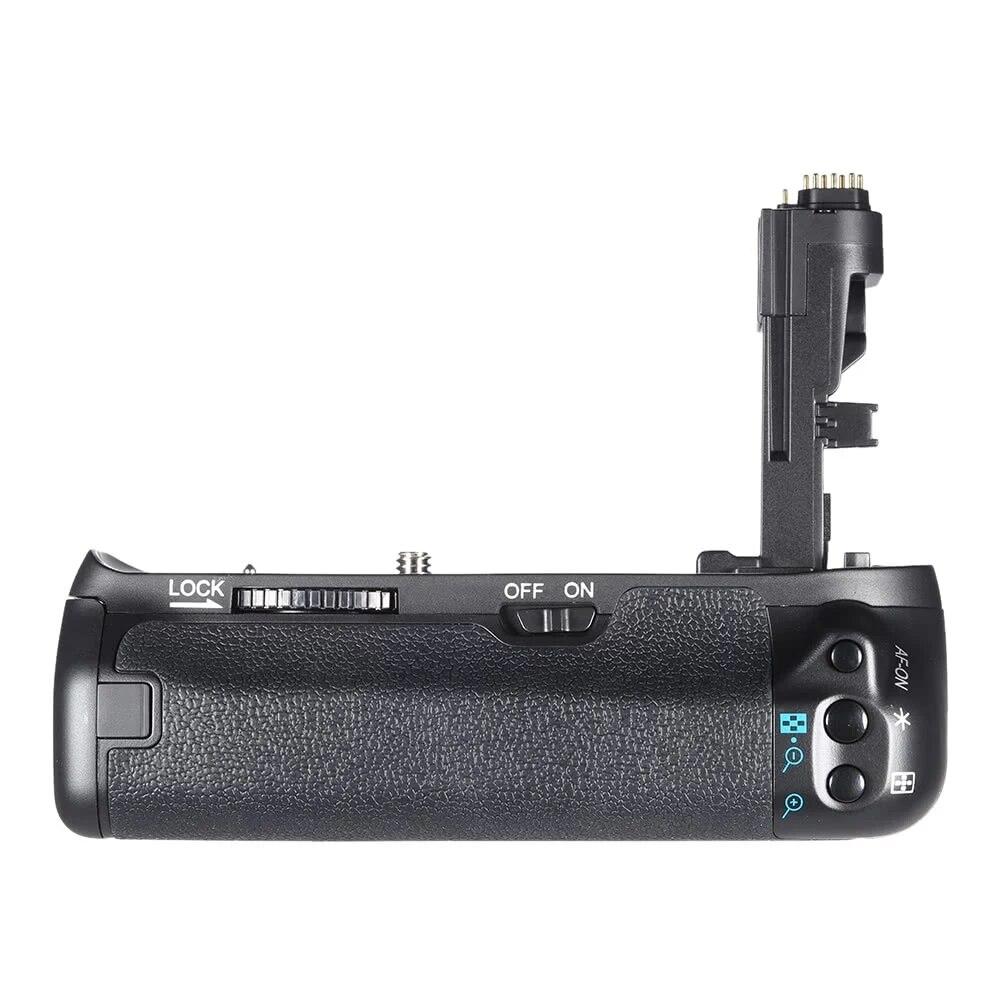 MEKE مايكه MK-70D العمودي متعدد السلطة حزمة بطارية قبضة حامل استبدال من BG-E14 لكانون EOS 70D 80D