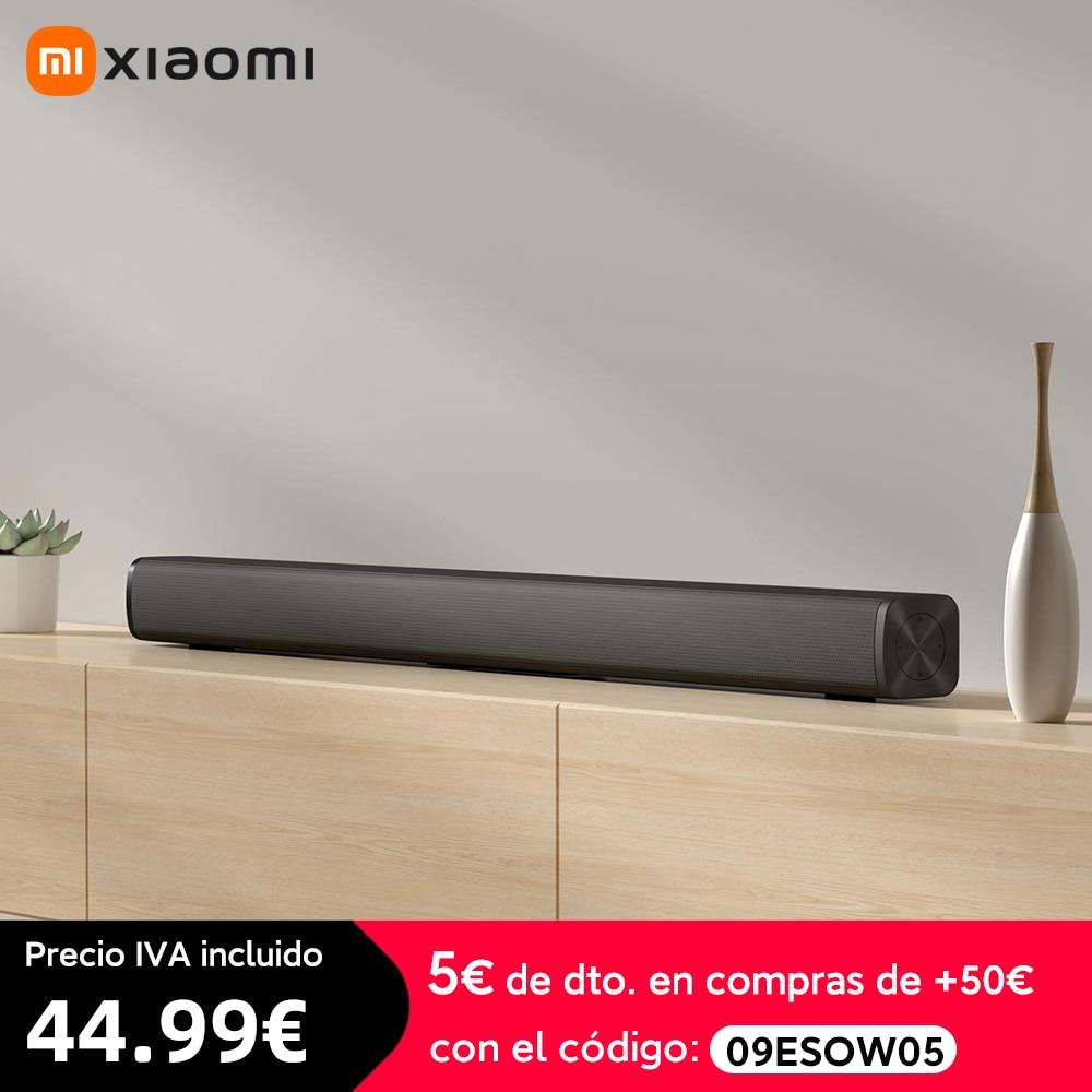 Xiaomi-Altavoz de inalámbrica con Bluetooth 5.0, Subwoofer estéreo envolvente de 30W, barra de sonido para tv, sistema de cine en casa, compatible con SPDIF AUX de 3,5 mm