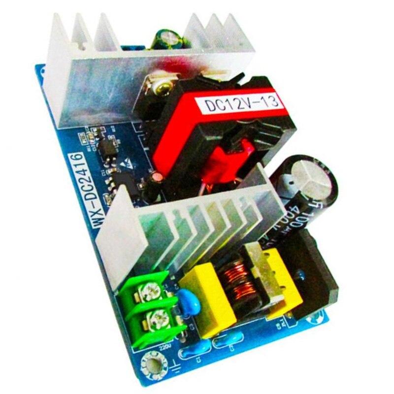 AC DC convertidor LED controlador 110V 220V a DC 12V 13A 150W de placa de alimentación fuente de alimentación para