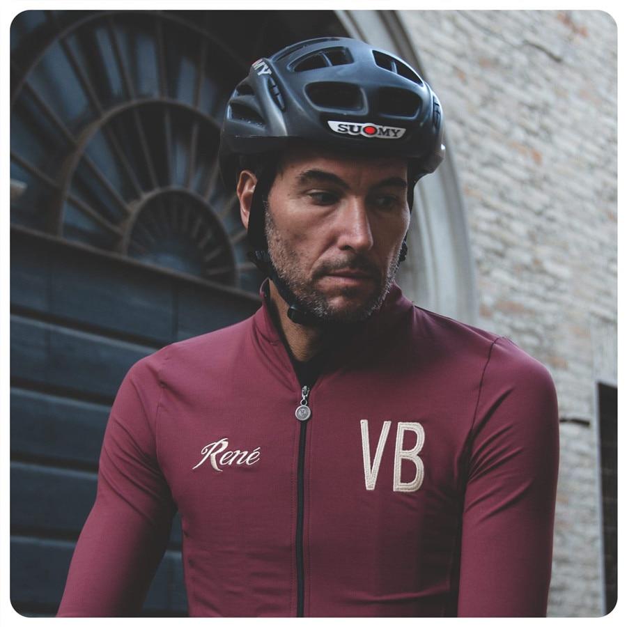 Pro Thermal jersey chaqueta de manga larga para bicicleta, ropa de Ciclismo...