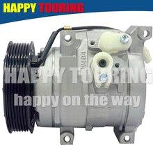 10S15C ac compressor for Toyota Innova Fortuner 2.0 88310-0k010 447180-8312 883100k010 4471808312 7PK
