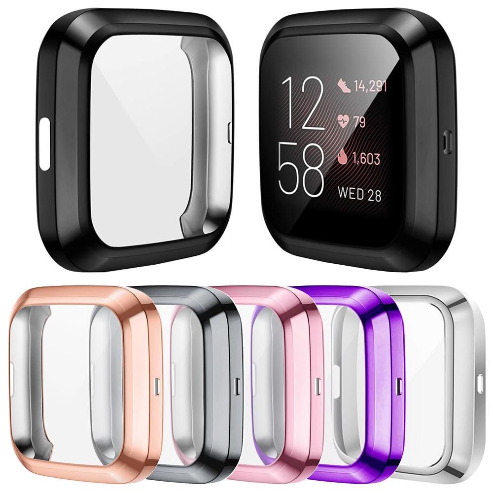 screen-protector-soft-cover-for-fitbit-versa-3-2-1-sense-watch-case-lightweight-tpu-bumper-scratch-resistant-shell-accessories