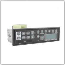 HIDAKA usine Radio 12V In-Dash 1DIN Bluetooth USB AUX FM Radio MP3 haut-parleur lecteur pelle Radio pour Kobelco HITACHI Sumitomo