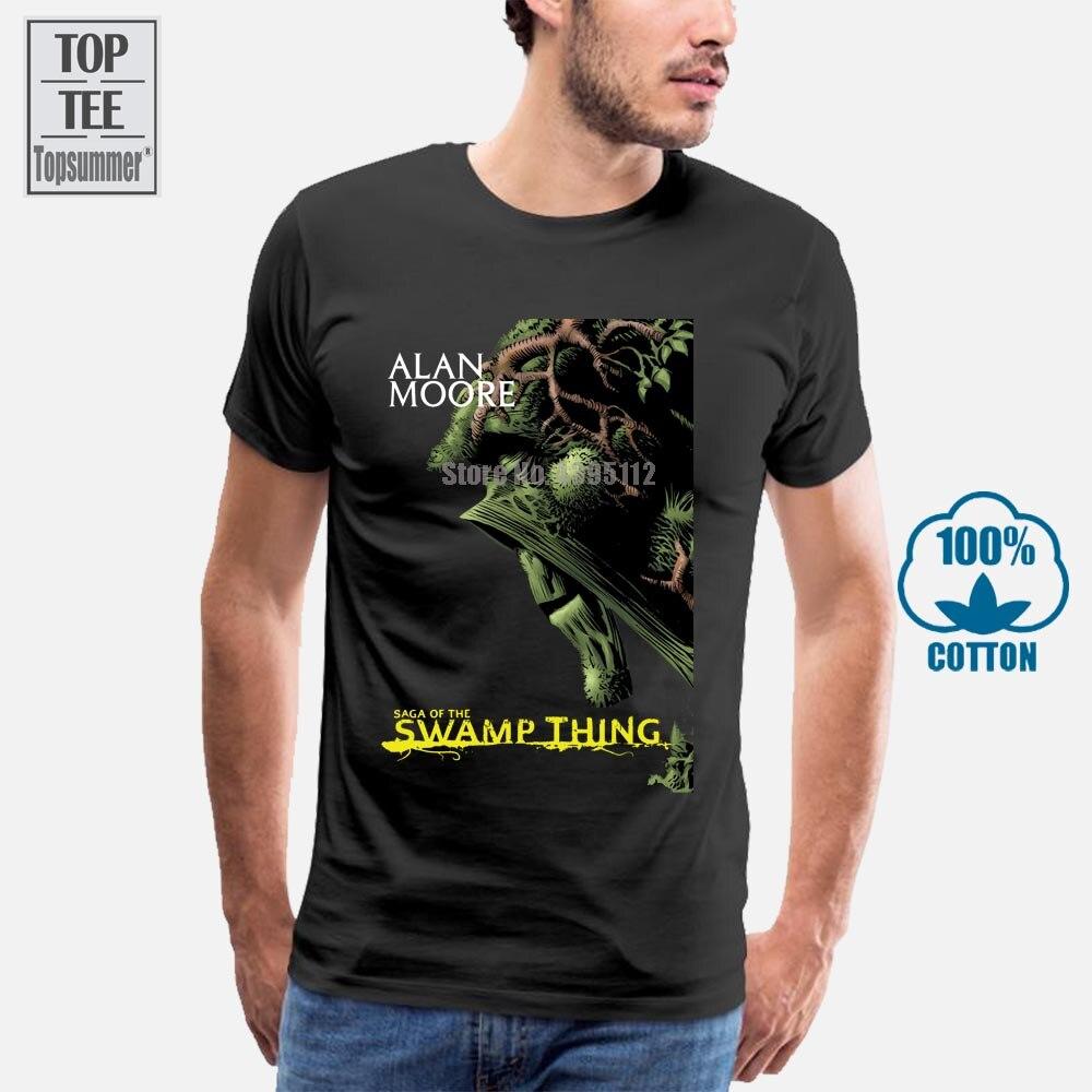 La cosa del pantano Louis Jourdan Ray sabio cartel hombre Fishinger camiseta Harajuku camiseta Horror camiseta Meme camisetas Mwhval