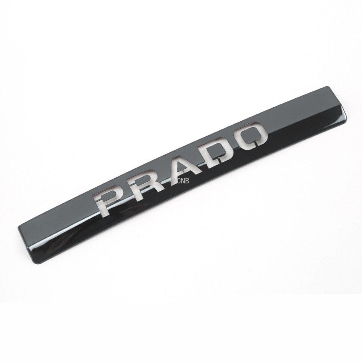 For Toyota Land Cruiser Prado 150 FJ150 2010 2011 2012 2013-2016 2017 2018 2019 Stainless Steel Brake Light Decorative Stickers