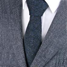 Envío Gratis, azul, verde, gris, marrón oscuro, Beige, rosa, corbatas sólidas para hombres, corbatas de lana, venta al por mayor, traje de regalo para hombres, elegante, nuevo