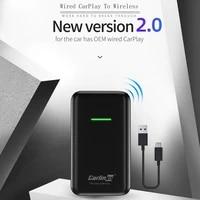 carlinkit new version 2 0 update ios13 apple carplay wireless auto connect for car original wired carplay to wireless carplay