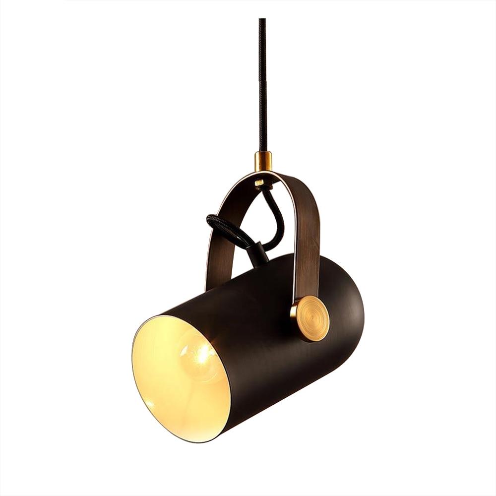 ASCELINA loft قلادة ضوء مصباح كلاسيكي lampen الصناعية للديكور ledlight تركيبات مصابيح المطبخ لغرفة المعيشة e27 85-260 فولت