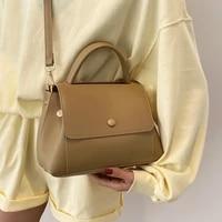 simple crossbody bags for women famous brand flap messenger bags sac a main women vintage shoulder bag solid new casual handbags