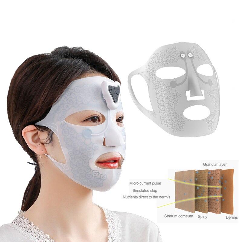 آلة العناية بالوجه آلة لتعزيز كريم وجه امتصاص الوجه ترطيب شد الجلد ثبات التجاعيد العناية بالبشرة