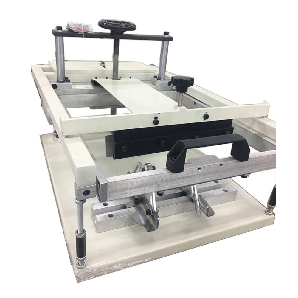 Ручная цилиндрическая круглая изогнутая машина для трафаретной печати для ручек, кружек, бутылок, пресс для трафаретной печати