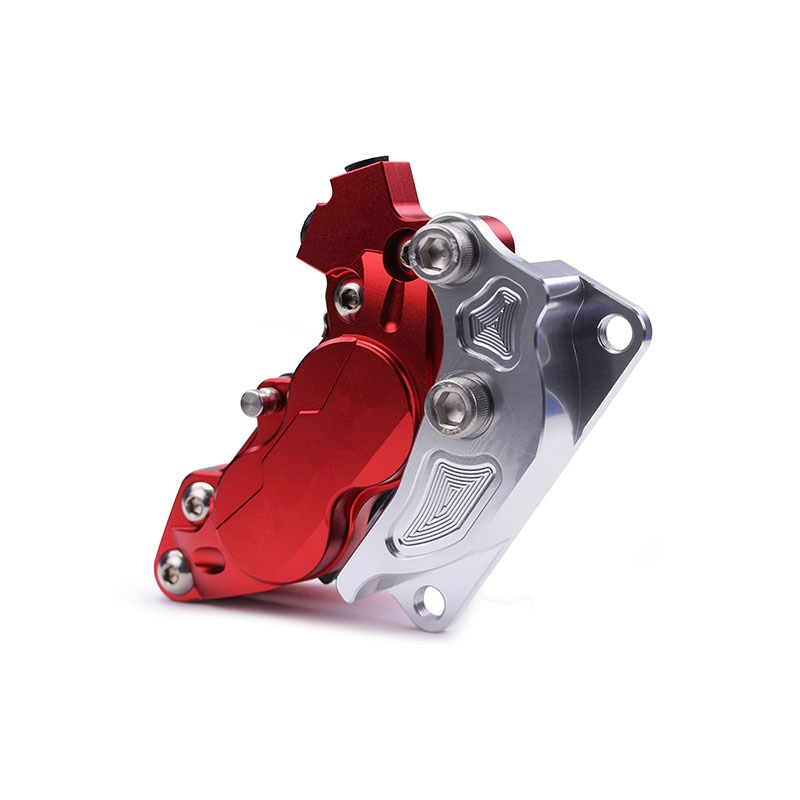 Abrazadera de freno de motocicleta, adaptador para Scooter Yamaha Rsz Jog Force para Rpm Adelin Frando Hf1 40x97mm, pinza de freno