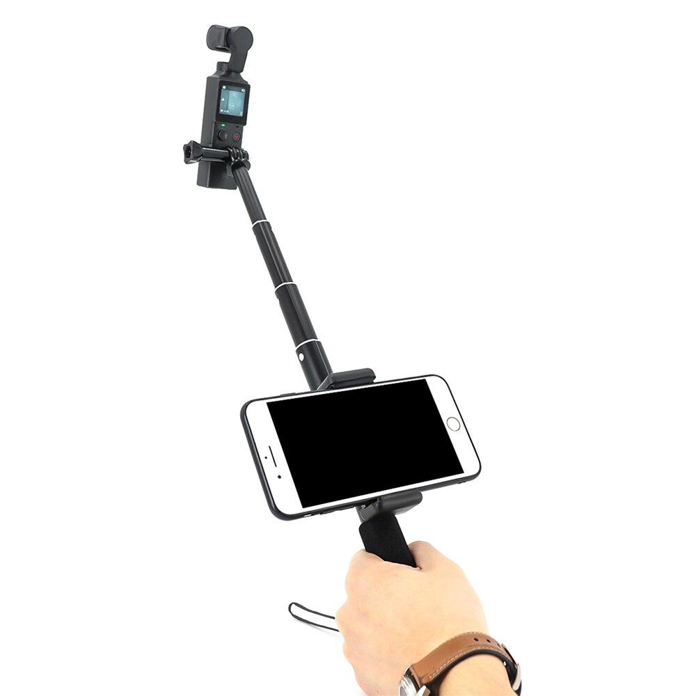 Handheld Adjustable PTZ Camera Selfie Stick Multifunction Expansion Phone Clip for FIMI PALM Spare Parts