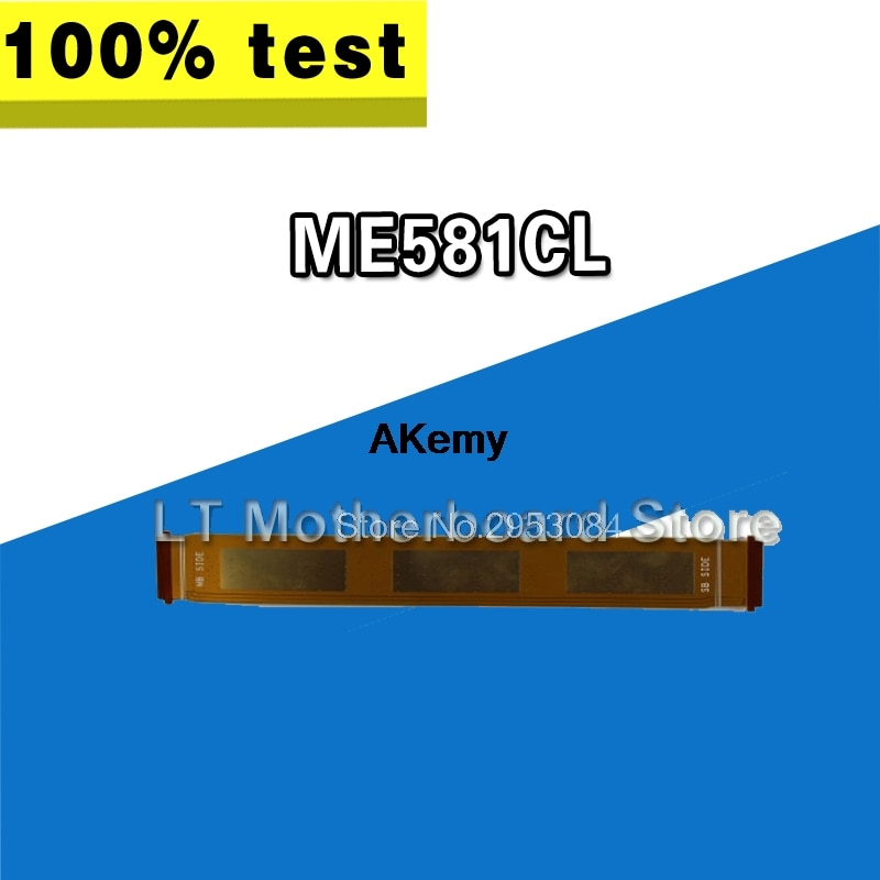 Neue original ME581CL FPC 519 ME581 ME581C Für Asus Kabel Flex Kabel Bildschirm Video Kabel