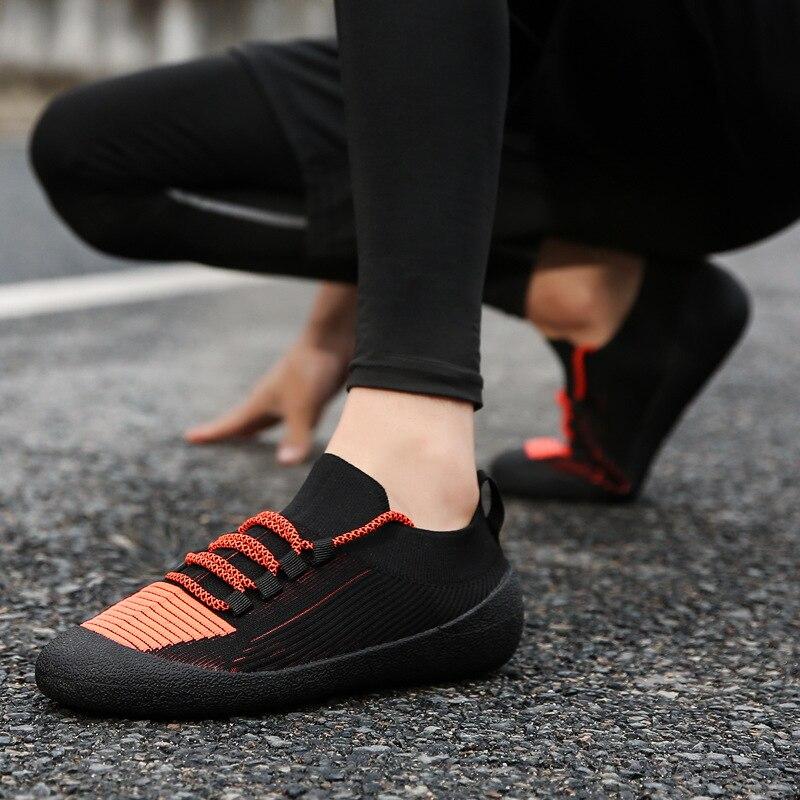 2021 خريف/شتاء جديد الاتجاه الصيف صافي الرياضة عدم الانزلاق لينة وحيد موضة عادية تنفس تمتد الجوارب أحذية رجالي ZZ315