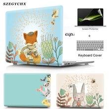 Étui pour ordinateur portable pour MacBook Pro 13 étui M1 A2338 nouveau Retina 15 Pro 16 12 Air 11 housse barre tactile pour Macbook Air 13 2020 étui A2337