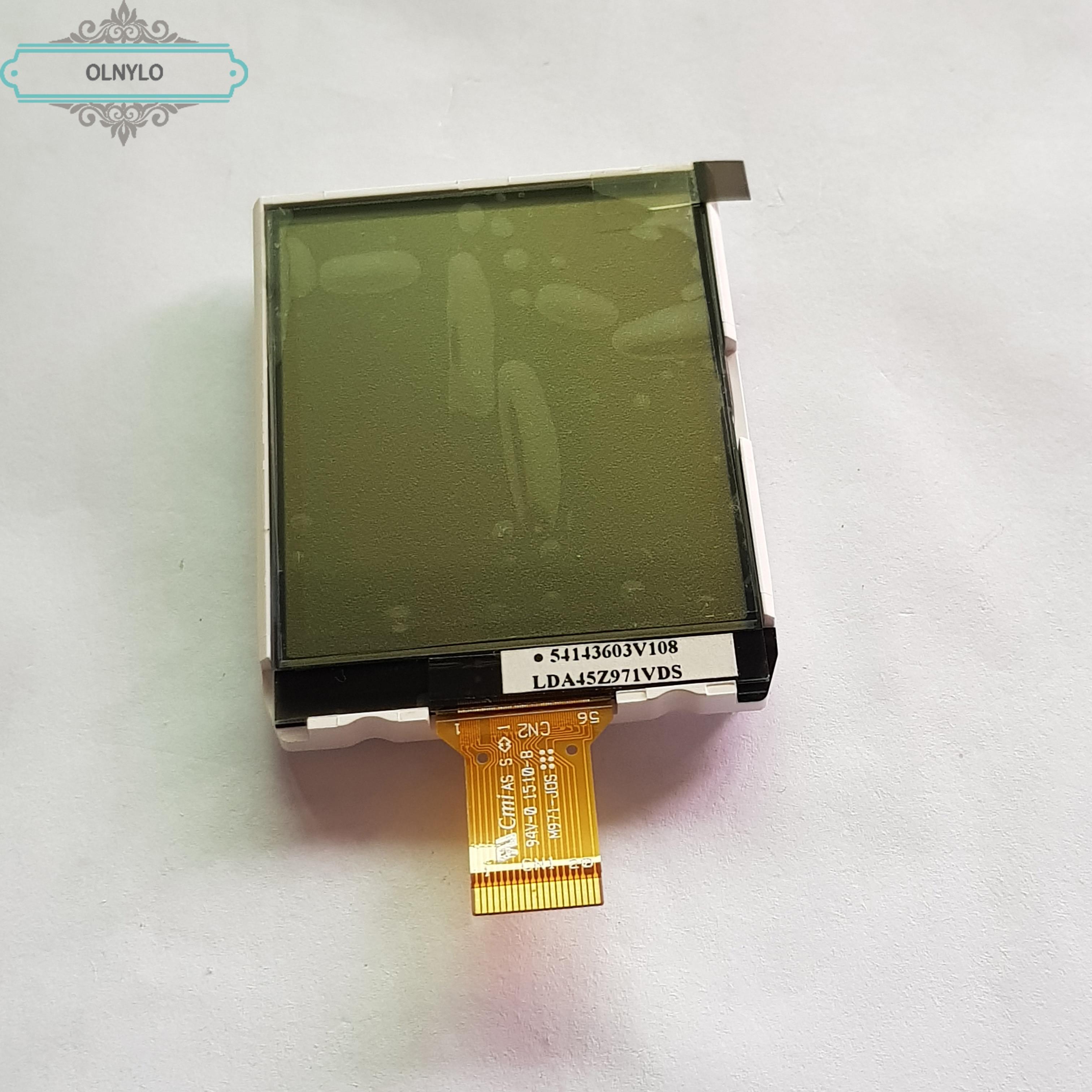"2.4 ""polegadas lda45z971vds 94v-0 1512-b M971-JOS tela lcd para garmin etrex 10 handheld gps lcd painel de tela"