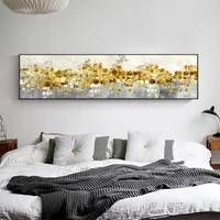 abstract gold luxury posters nordic canvas painting home decor wall art retro prints living bed room vintage decoration picture