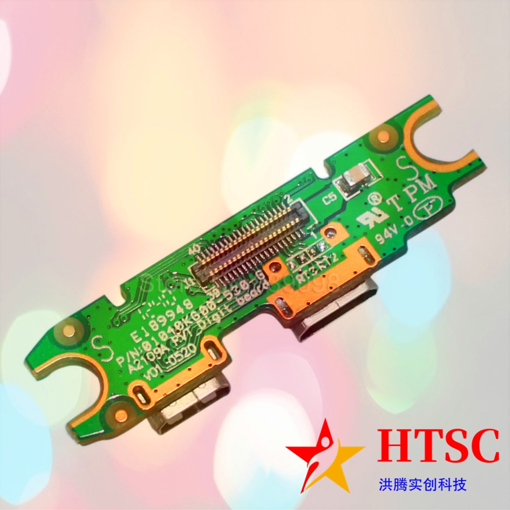 DC HDMI I/O Charge Port Board Sync Micro USB FOR Lenovo IdeaTab A2109A A2109A-F 9