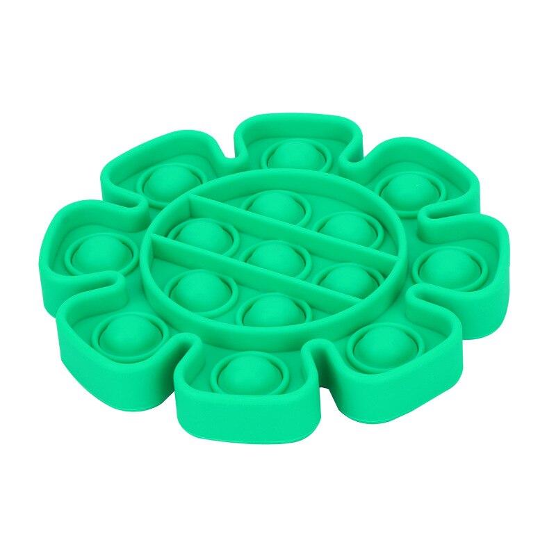 Push Pops Bubble Sensory Toy Pop Fidget Reliver Stress Rainbow Push It Bubble Antistress Adult Children Sensory Toys enlarge