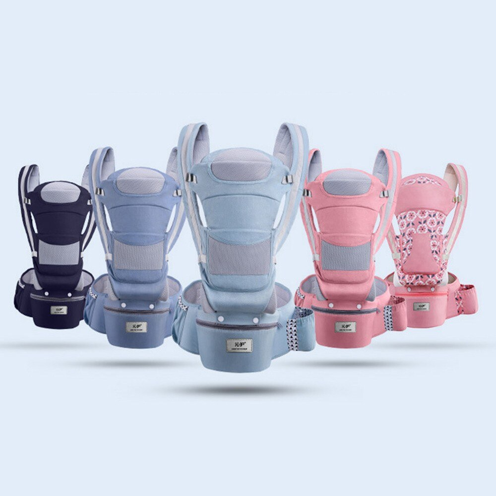 0-48 Months Baby Carrier  Pure Cotton Breathable 3 in1 For Baby Hiking Carriers Ergonomic Kangaroo Baby Baby Accessories