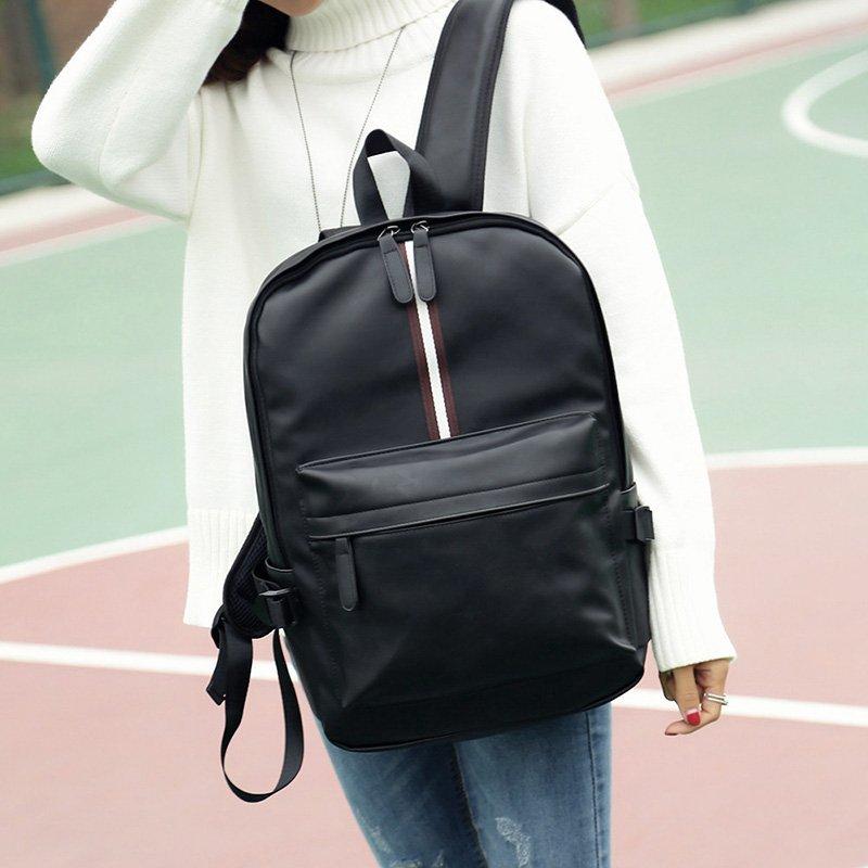 Новинка 2021, мужской рюкзак OUBDAR, кожаный школьный рюкзак, модная Водонепроницаемая дорожная сумка, повседневная кожаная сумка для книг для женщин и мужчин, девочек   АлиЭкспресс