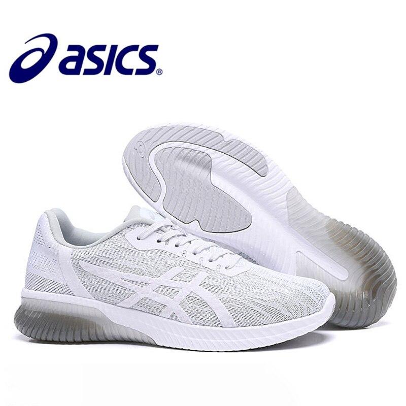 Original Asics Gel-Kenun hombre zapatos para correr la estabilidad zapatillas de deporte de los hombres luz zapatillas de correr para hombre zapatillas transpirable Asics-Gel