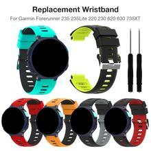 2019 Nieuwe Smart Accessoires Voor Garmin Forerunner 235 235Lite 220 735XT Smart Horloge 22MM Vervanging Band S