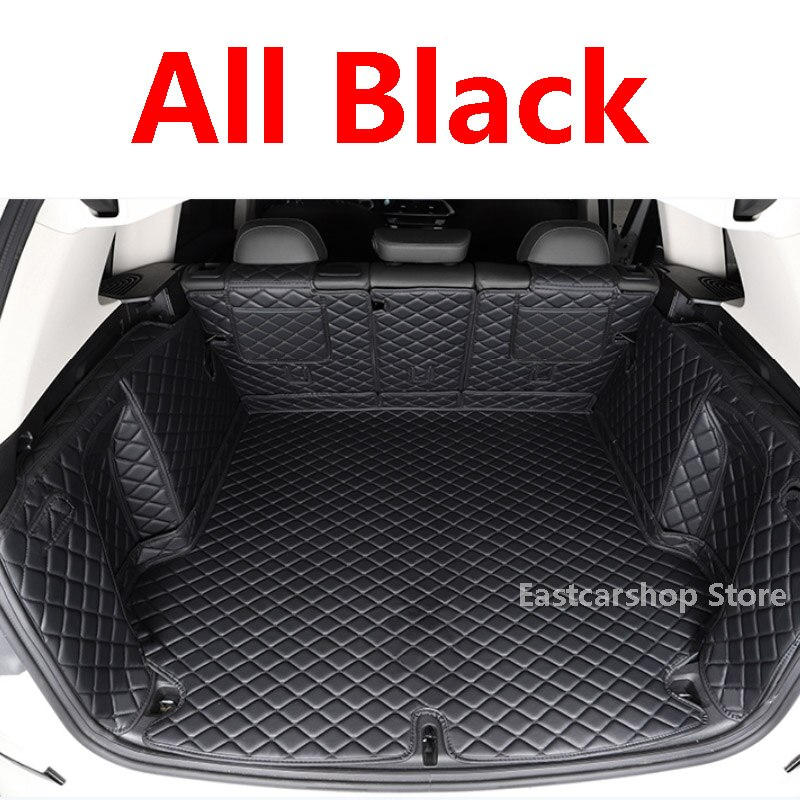 For BMW X3 G01 2021 2020 2019 2018 Car All Inclusive Rear Trunk Mat Cargo Boot Liner Tray Rear Boot Luggage Cover Accessories enlarge