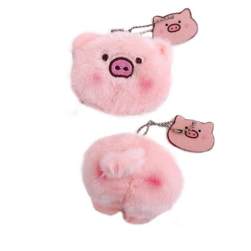 Кавайная кукла PKC с подвеской в виде медведя, украшения для фильмов и ТВ, плюшевые игрушки с животными