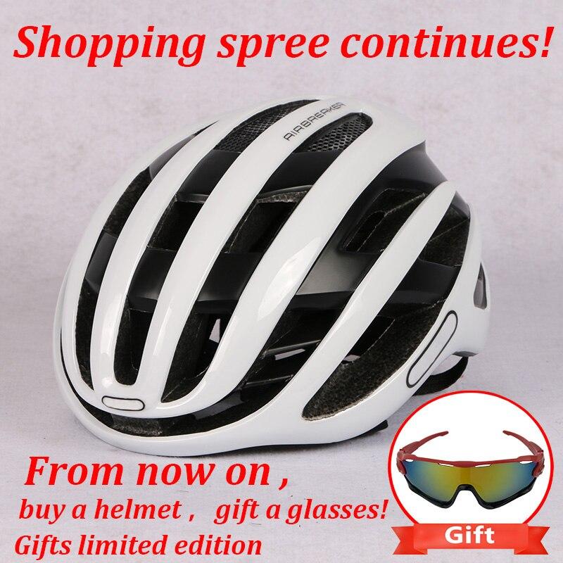 Casco aerodinámico para bicicleta MTB, equipamiento deportivo para ciclismo, ideal para bici...
