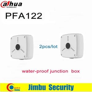 Dahua Water-proof Junction Box PFA122  2pcs/lot  CCTV Accessories IP Camera Bracket Camera Mount PFA122