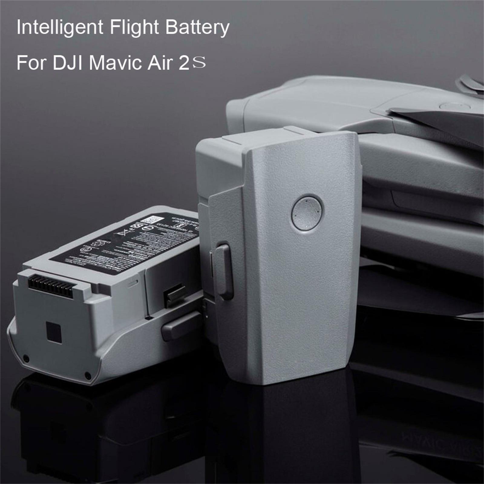 Original Dji Mavic Air 2s Accessories 3500mah Intelligent Flight Battery/two-way Charging Hub For Dji Mini 2s Drone Fly Kits #Z