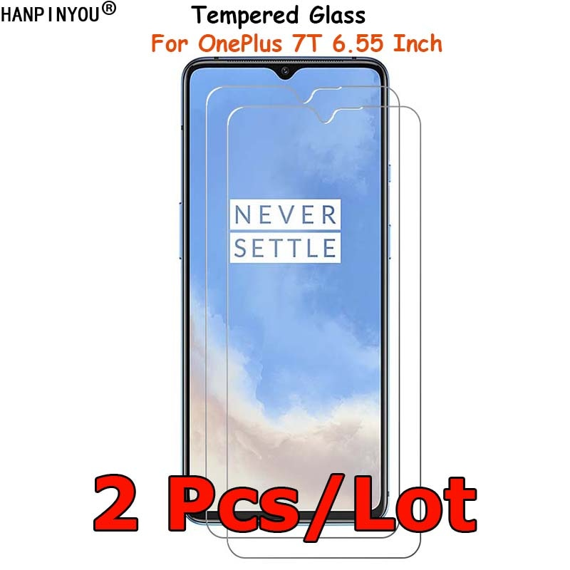 2 Pcs/Lot For OnePlus  One Plus 7T 6.55