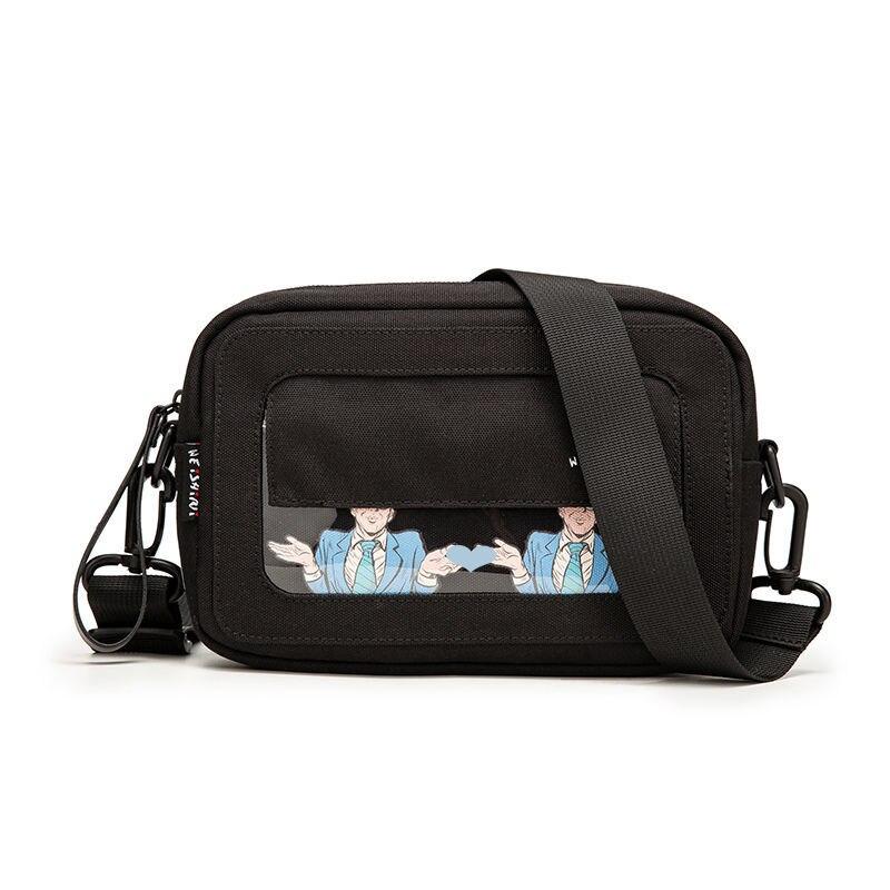 Fashion Nylon Bag Cartoon Women Messenger Female Handbags Shoulder Bags For 2021 High Quality Crossbody