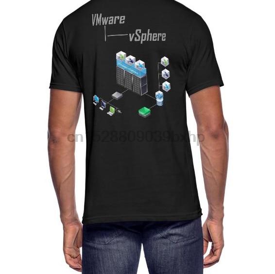 Camiseta para hombre VMWARE VSPHERE-Camiseta orgánica para Hombre Camisetas para mujer