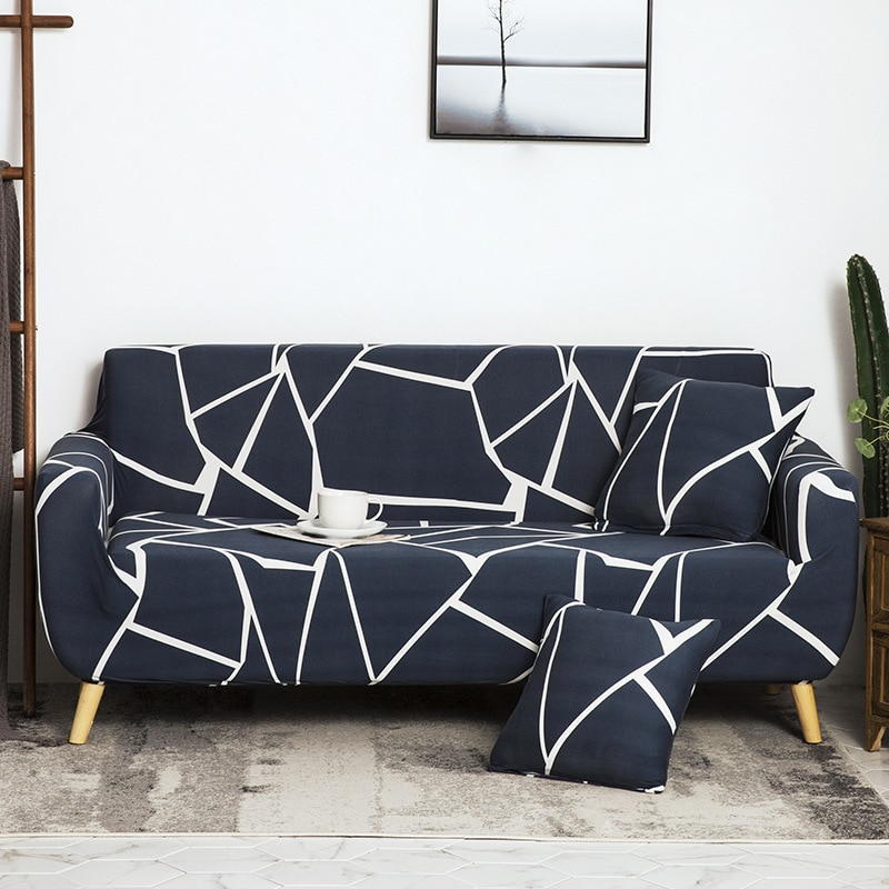 1 2pcs elastic sofa covers for living room l shape sectional slipcovers strench armchair couch covers 1 2 3 4 seater funda cover Stretch Slipcover Sectional Elastic Stretch Sofa Cover for Living Room Couch Cover L Shape Corner Armchair Cover 1/2/3/4 Seater