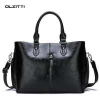 olosit high quality leather casual crossbody shoulder bags for women 2021 designer new luxury handbags women bags totes sac